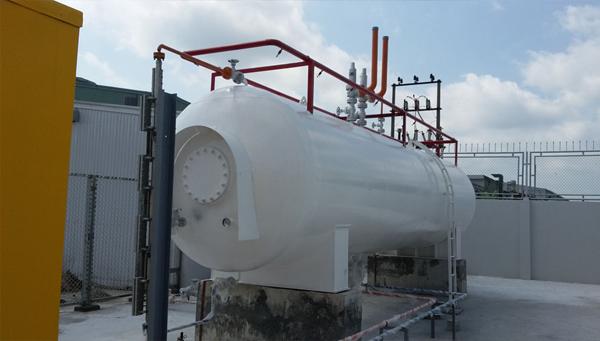 Tài liệu tham khảo : Quy trình lắp đặt trạm GAS