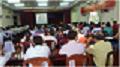 Tổ chức 02 lớp huấn luyện an toàn, vệ sinh lao động năm 2017 tại Thành phố Cần Thơ và Tỉnh An Giang.